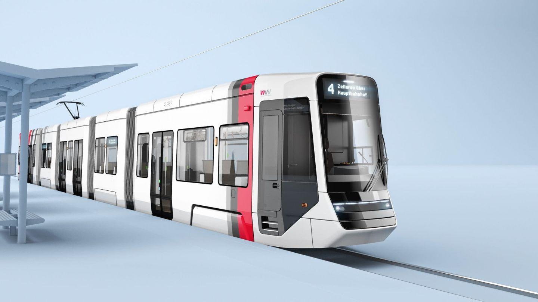 2022 auf dem Gleis: Würzburg bestellt neue Straßenbahnen