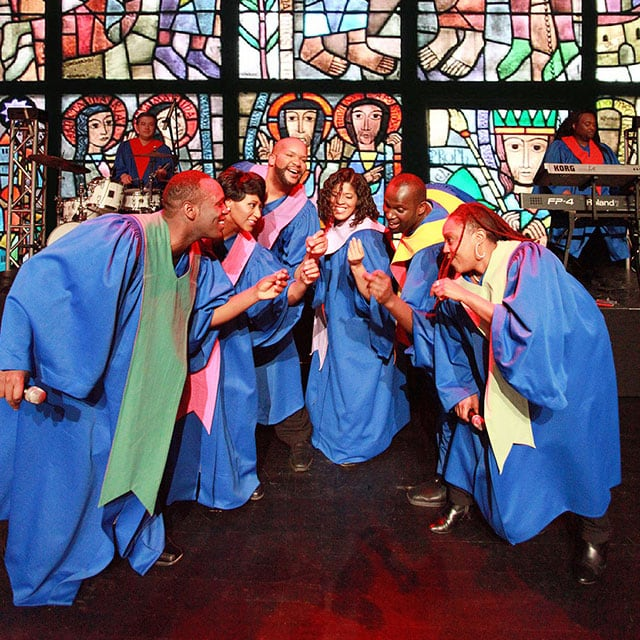 Gewinnen Sie Karten für The Original USA Gospel Singers & Band! (beendet)
