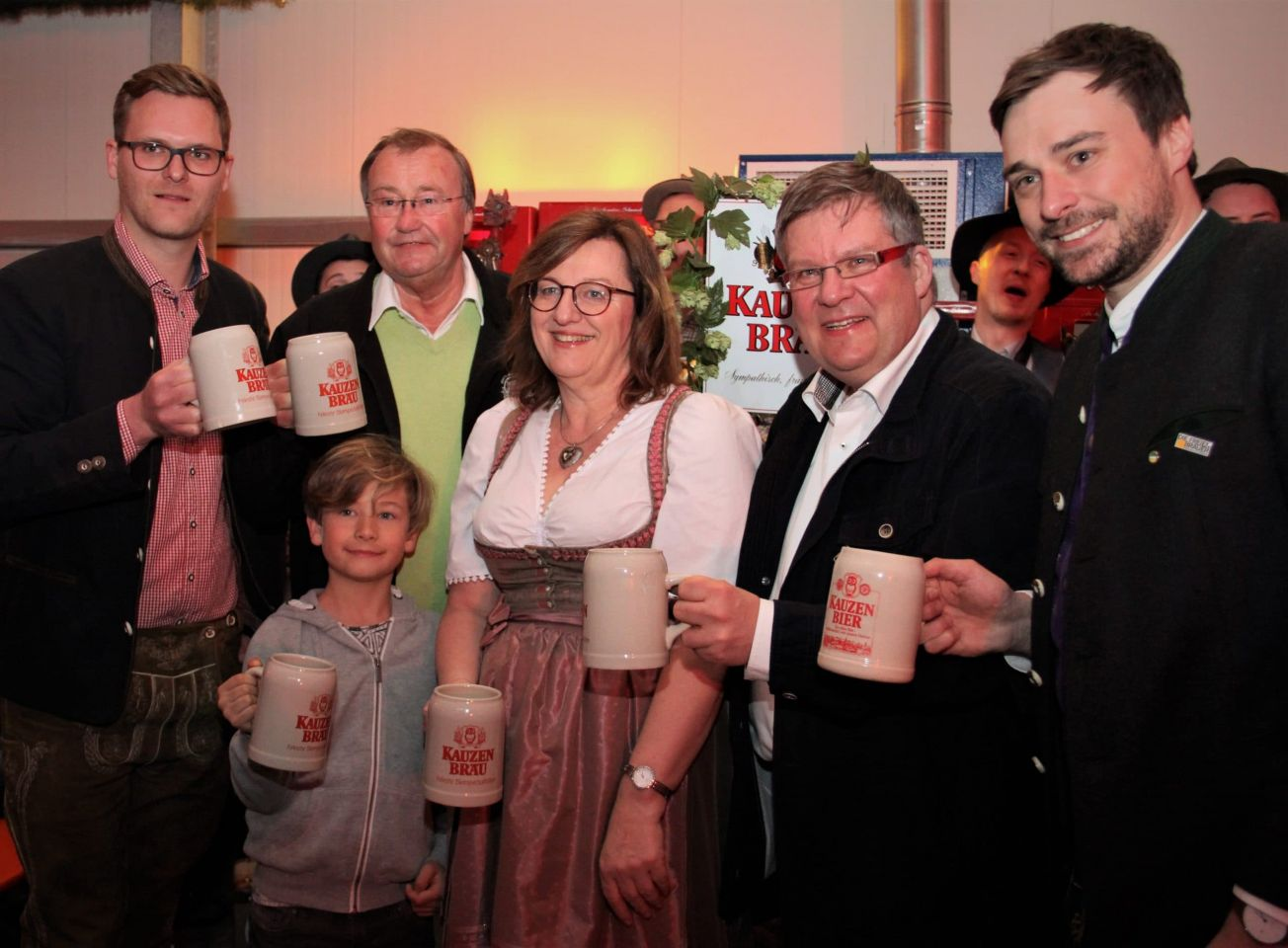 Kauzen-Bräu in Ochsenfurt: Drei Feste im Jahr 2020