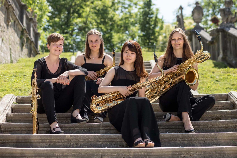 Neujahrskonzert mit dem Audax Saxophonquartett