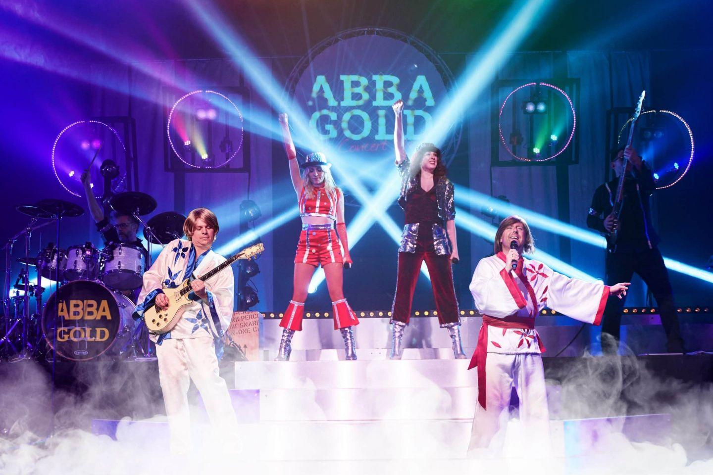"""ABBA GOLD – The Concert Show"" live im CCW: Wir verlosen Karten! (beendet)"