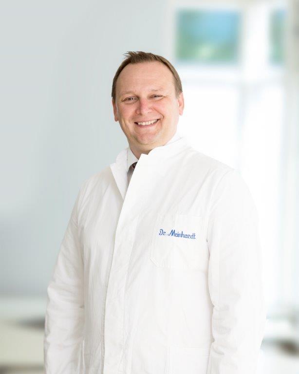 Dr. med. Matthias Meinhardt, Facharzt für Neurochirurgie