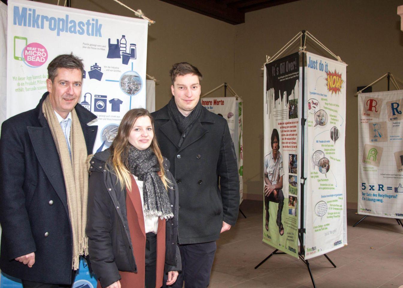 Ausstellung in der Behr-Halle: Planet Plastic