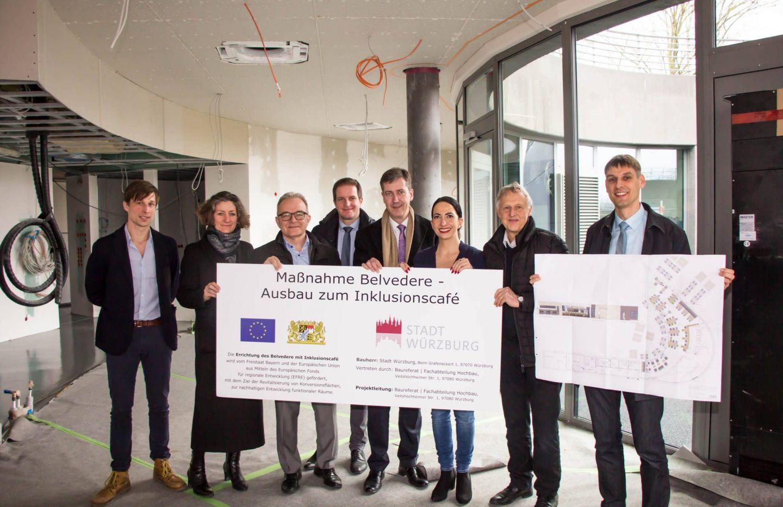 Bistro Belvedere: Inklusionsbetrieb und Ausflugsziel