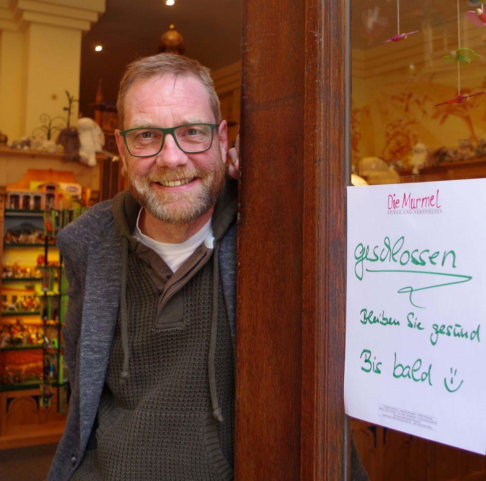 Würzburg: Geschlossen gegen Corona