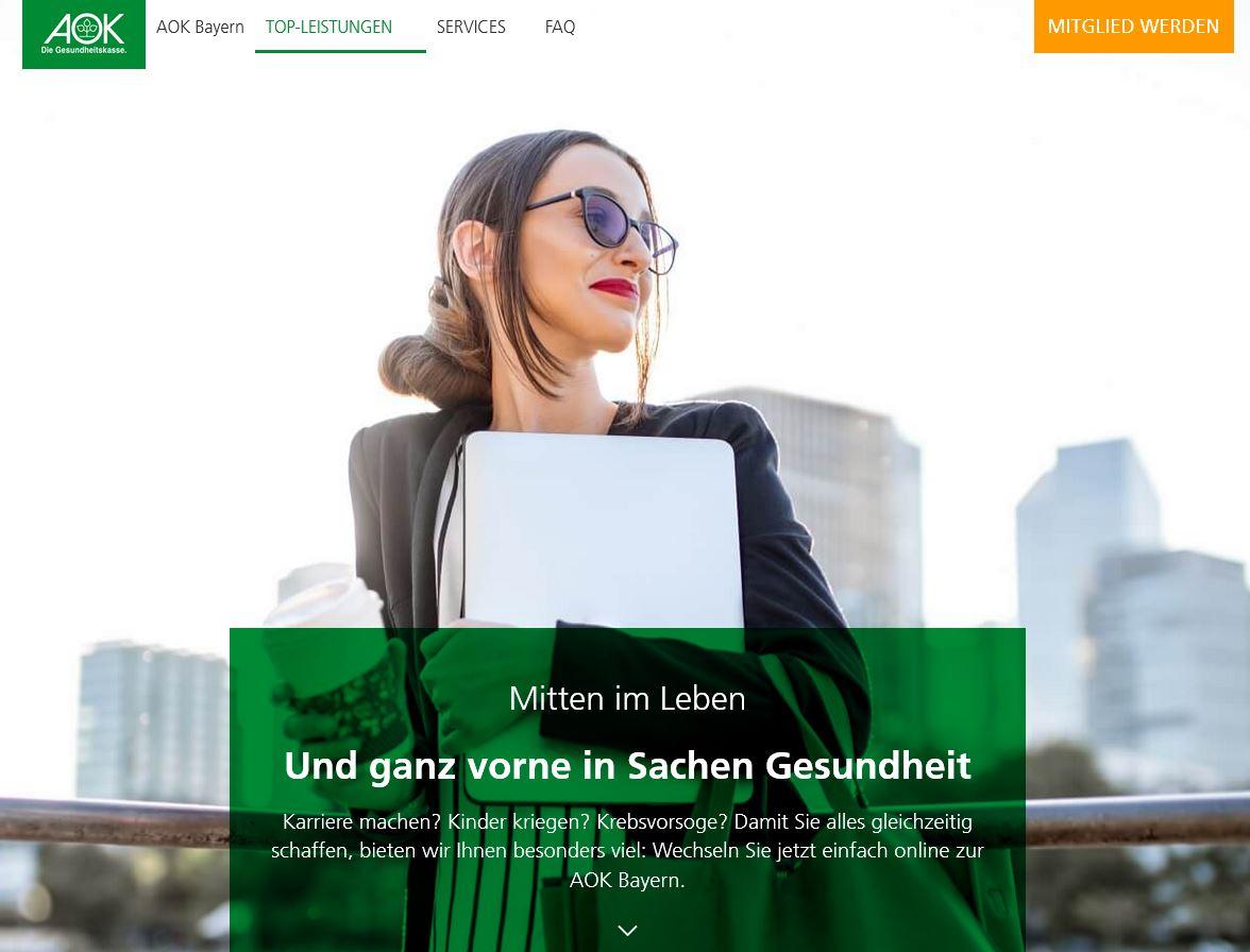 Lieber Telefon, E-Mail, Post und Onlineportal: AOK schließt Geschäftsstellen