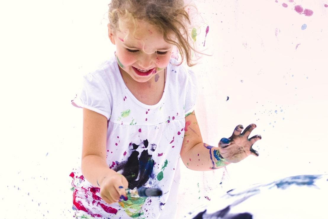 Ernsting's family veranstaltet farbenfrohen Malwettbewerb für Kinder