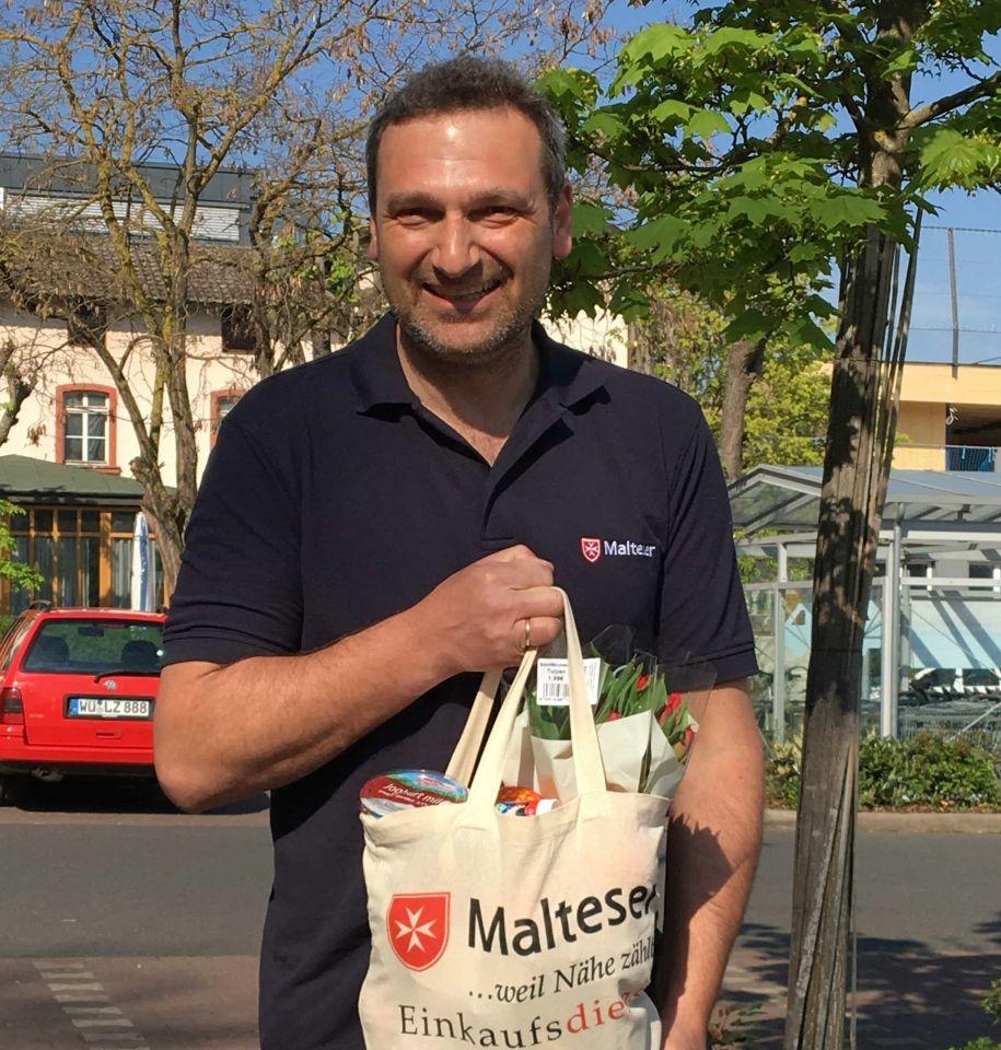 Malteser: Nur wenige Senioren nutzen kostenlosen Einkaufsdienst