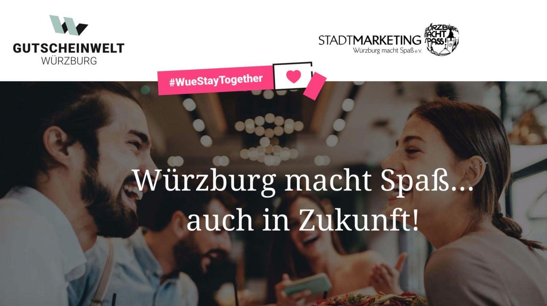 """""""Gutscheinwelt Würzburg"""": Gutscheine shoppen, Lieblingsläden retten"""