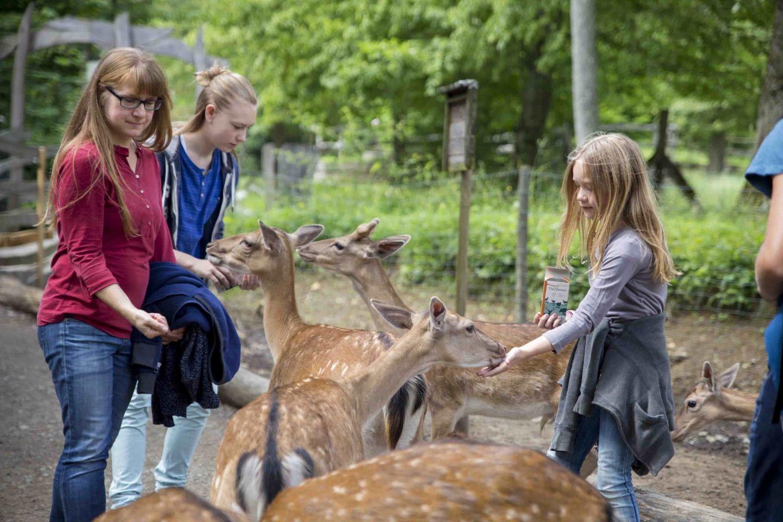 Wildpark Bad Mergentheim: mit dem Kauf einer Jahreskarte helfen