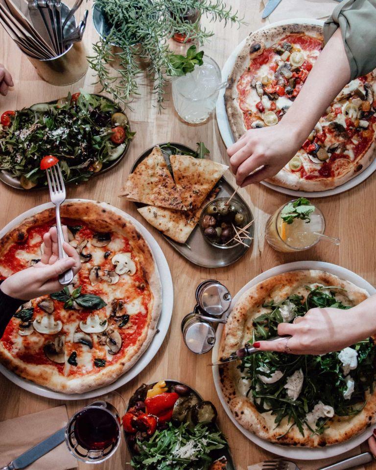 LeckerLecker: MariaMaria Pizza und Bar