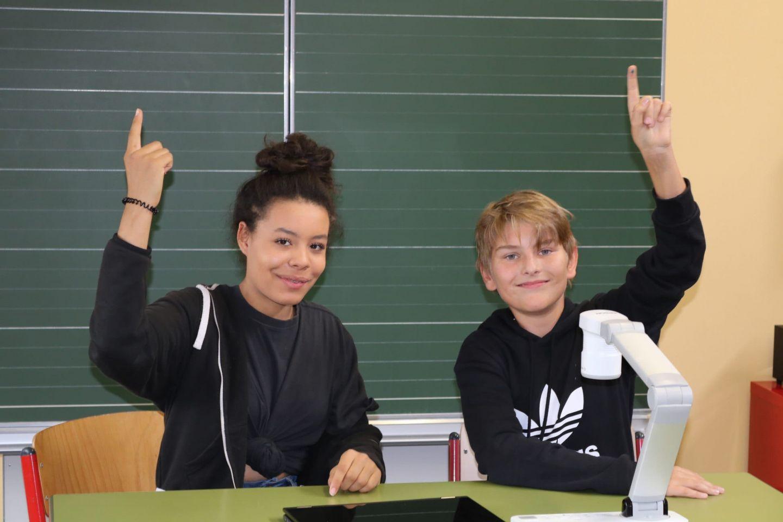 Leo-Weismantel-Realschule: Anmeldung zur Realschule und zu Förderkursen für Grundschüler