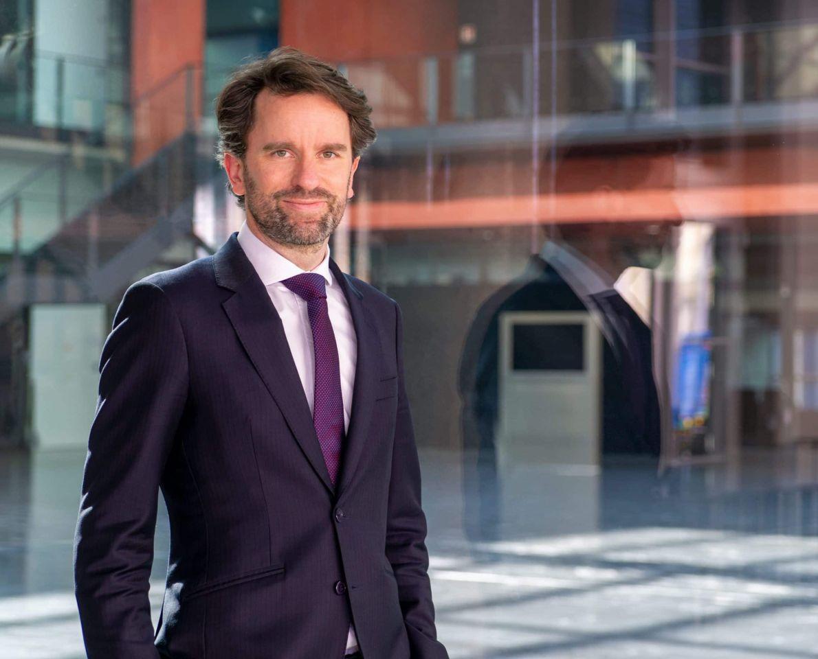 Uniklinikum: Neuer Kaufmännischer Direktor startet in schwierigen Zeiten