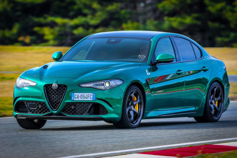 Alfa Romeo Giulia Quadrifoglio: Feinschliff zum Jubiläum