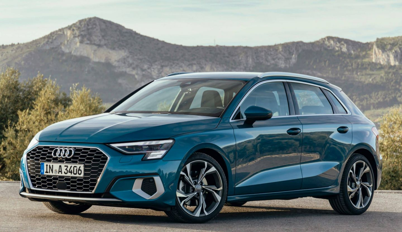 Audi A3 Sportback: die vierte Generation startet