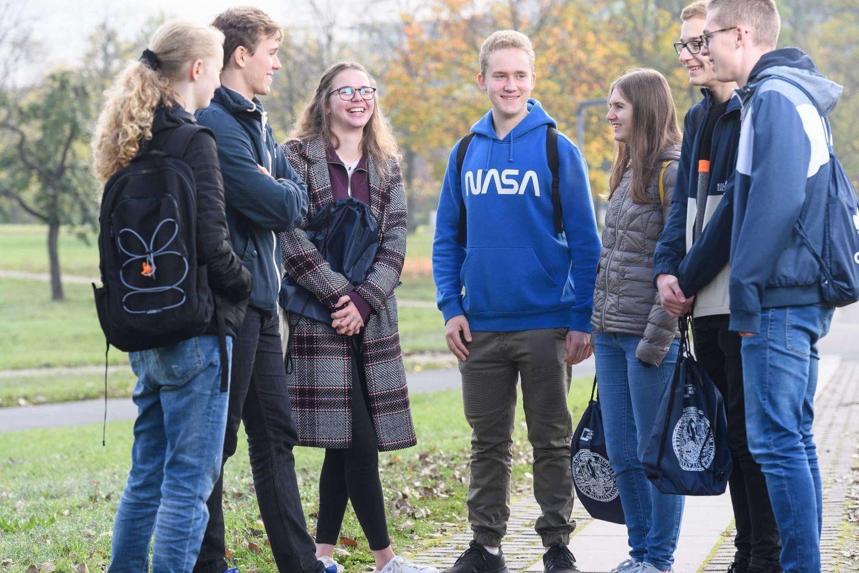Schnupperstudium an der Uni Würzburg läuft online