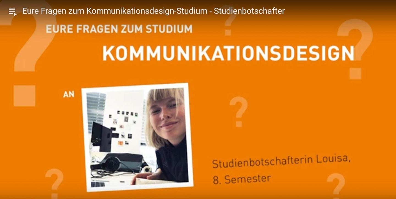 Virtuelle Studieninfowoche der FHWS: Videos statt Vorträge