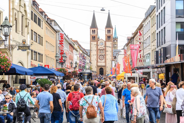"""Stadtfest Würzburg abgesagt: """"Lieber gar nicht und nächstes Jahr g'scheid"""""""