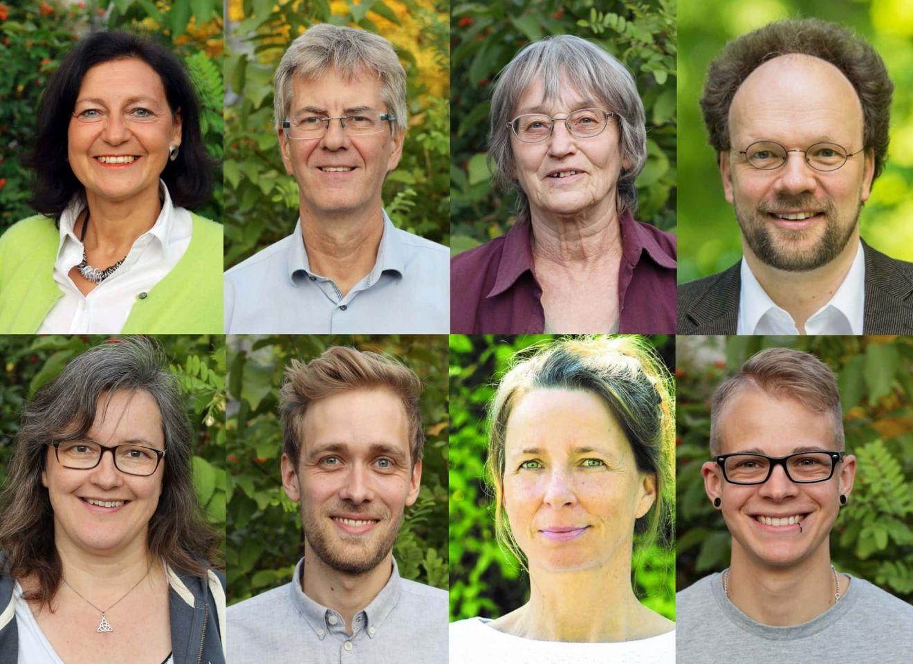 Grüne mit neuem Fraktionsvorstand: Matthias Pilz gibt nach 24 Jahren Fraktionsvorsitz ab