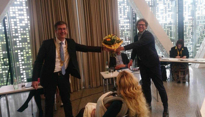 """Würzburg hat jetzt einen """"Klimabürgermeister"""""""