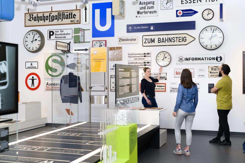DB Museum mit vielseitigem Sonderprogramm und neuen Ausstellungen