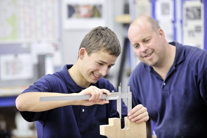 Das Handwerk bietet freie Lehrstellen und vielfältige berufliche Möglichkeiten