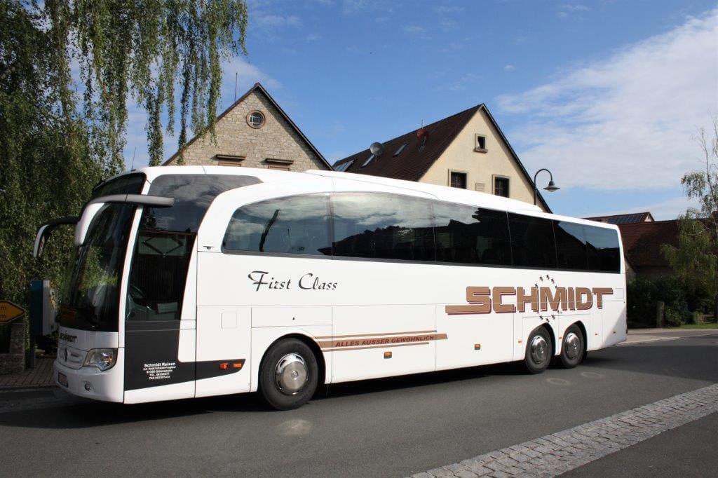 Alles steht still: Das Busunternehmen Schmidt Reisen aus Gülchsheim bangt um die Zukunft