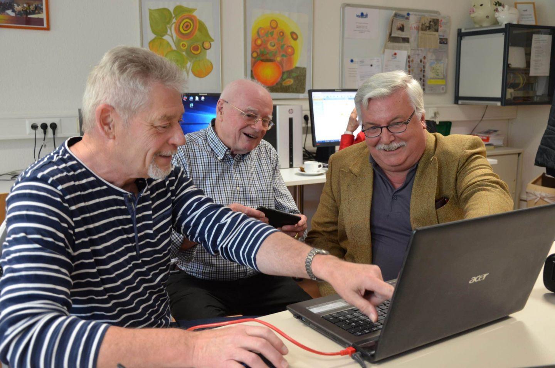Senioren sind herzlich zum virtuellen Stammtisch eingeladen