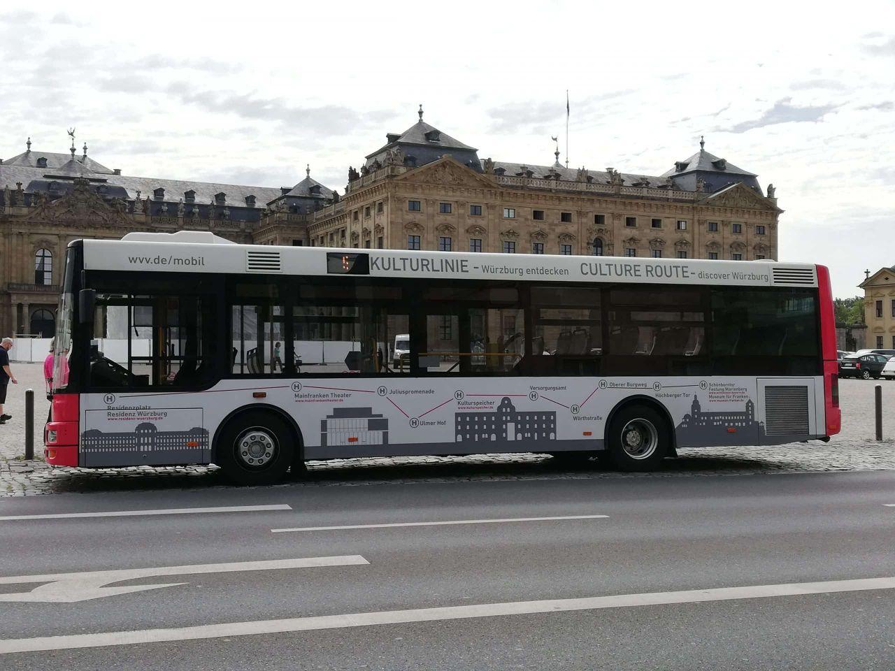Kulturbuslinie 9 fährt ab 30. Mai wieder: Lust auf eine Stadtrundfahrt?