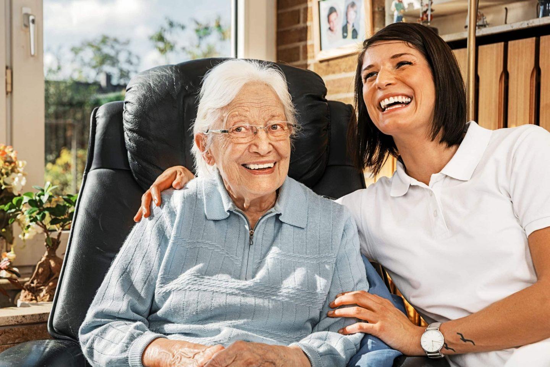 """Pflege ist """"mehr wert als ein Danke"""""""
