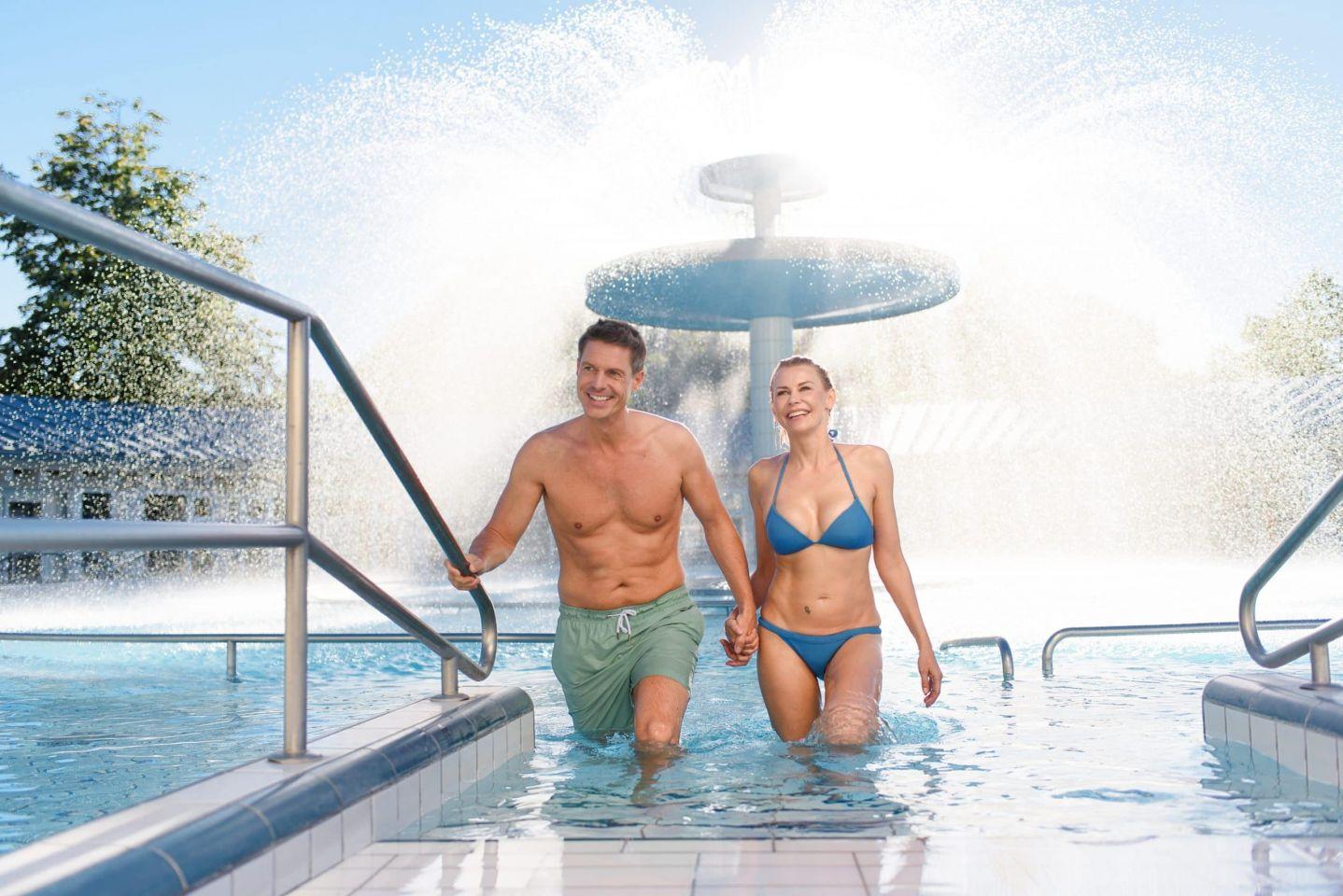 Sommerurlaub in den Thermen: Bad Füssing ist 2020 eine attraktive Urlaubsalternative
