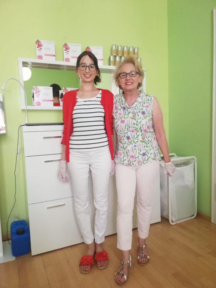 Würzburgs dynamisches Beauty-Duo: Lassen Sie sich im Kosmetikstudio Ursula Rickel verwöhnen
