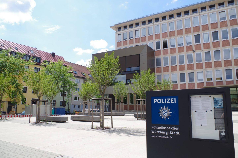 Weniger Straftaten in Würzburg: Polizei zieht Sicherheitsbilanz 2019
