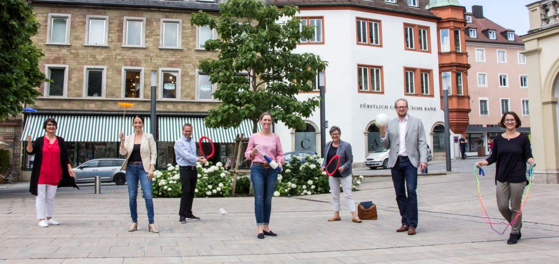 Spaß für die Kleinen, Entlastung für die Großen: Stadt Würzburg macht Sommerferienangebote auch in Coronazeiten