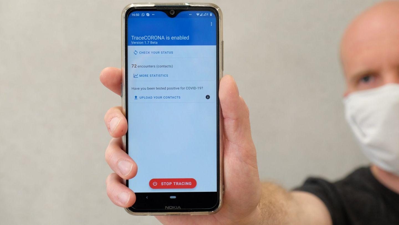 Testphase für neue Corona-Tracing-App beginnt – Uni Würzburg beteiligt