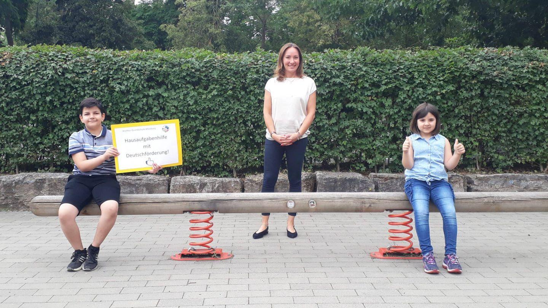 Hausaufgabenhilfe und Deutschförderung: Neu in der Walther-Grundschule