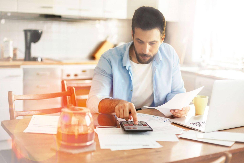 Mit einem Haushaltsbuch besser durch die Krise kommen