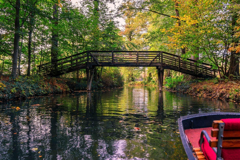 Goldener Herbst im Spreewald: Greser Reisen!
