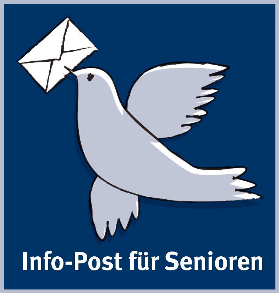 Info-Post für Senioren: jetzt vierte Ausgabe erhältlich