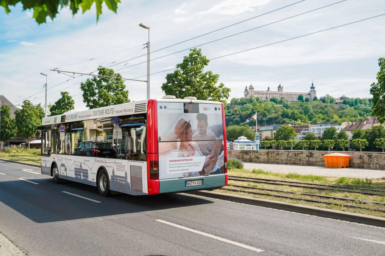 Mit der Kulturlinie Würzburg entdecken