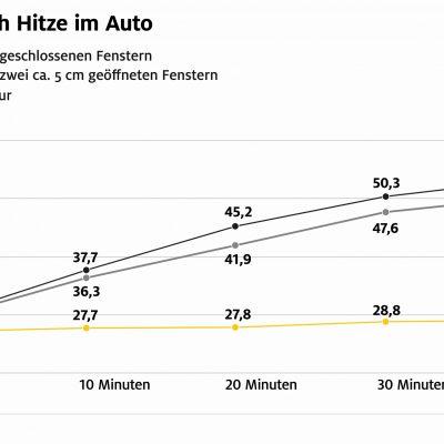 Auto Hitze