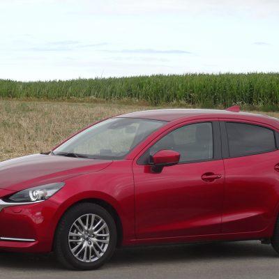 Mazda2 Skyactiv-G 90 M Hybrid Sports-Line