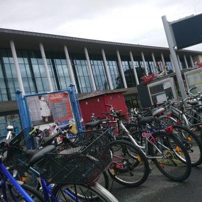 Bahnhof-Fahrradlotsen