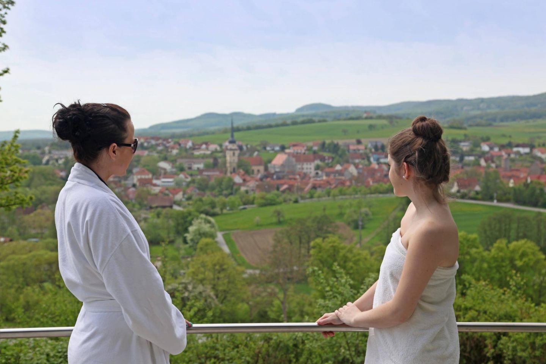 Urlaub in der Rhön: Wellness-Wohlfühlhotel Sonnentau