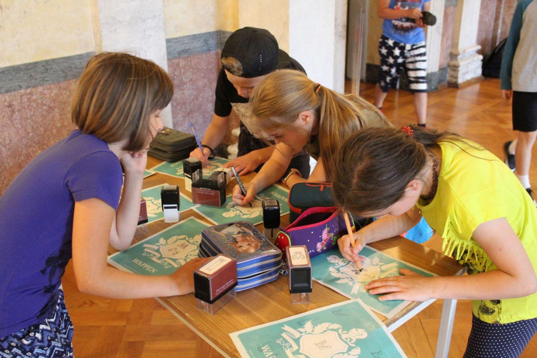 PR Meininger Museen Schloesserkindertag 1