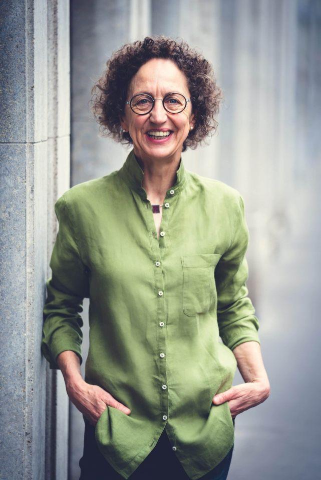 Martha Maucher: neue Direktorin der Stadtbücherei Würzburg