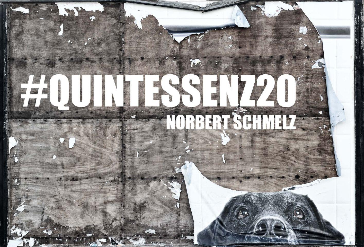 #Quintessenz20 Veranstaltung Rathaus Schmelz