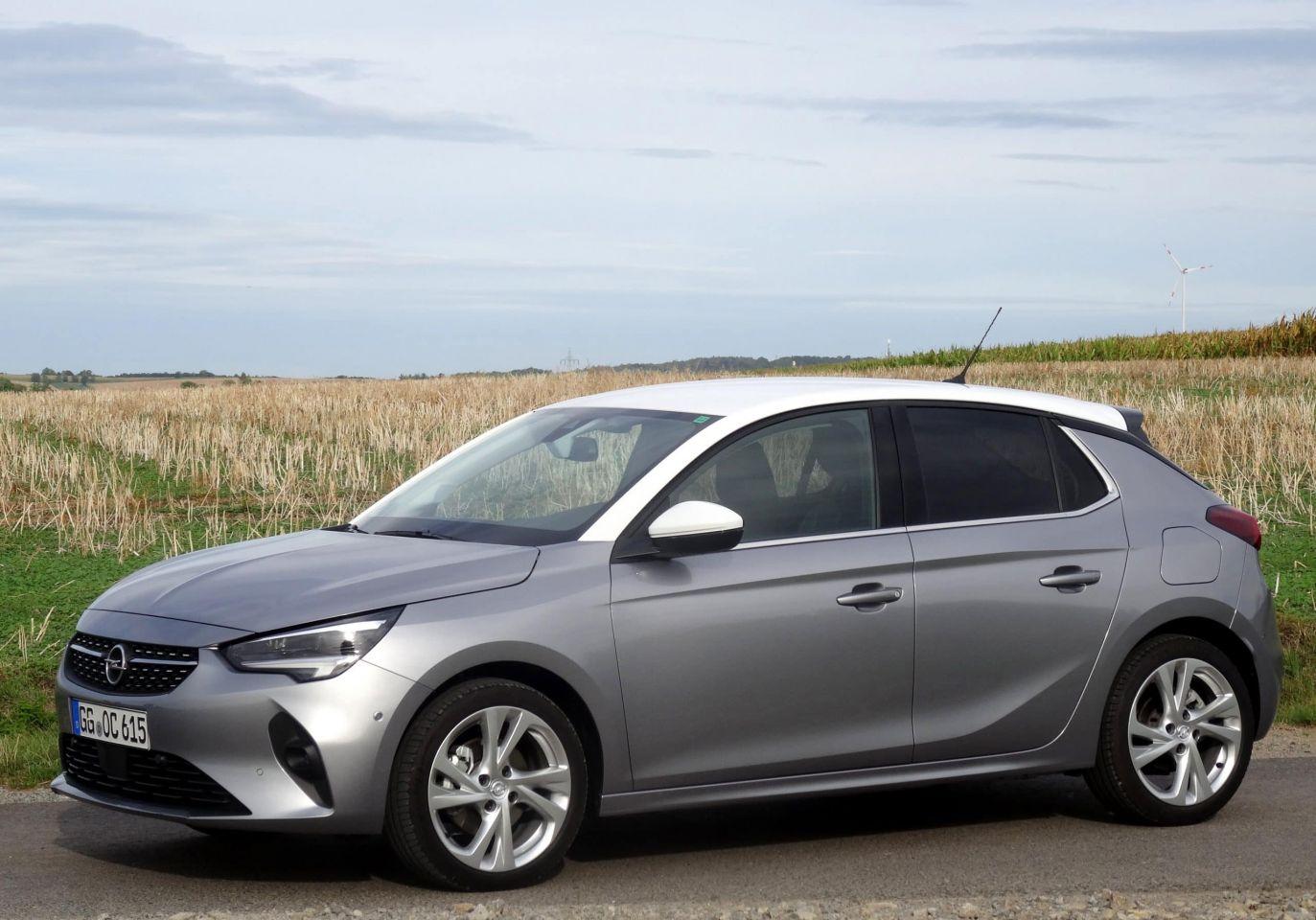 Opel Corsa 1.2 Direct Turbo Injection: Flotter Dreizylinder in kleinem Fünftürer