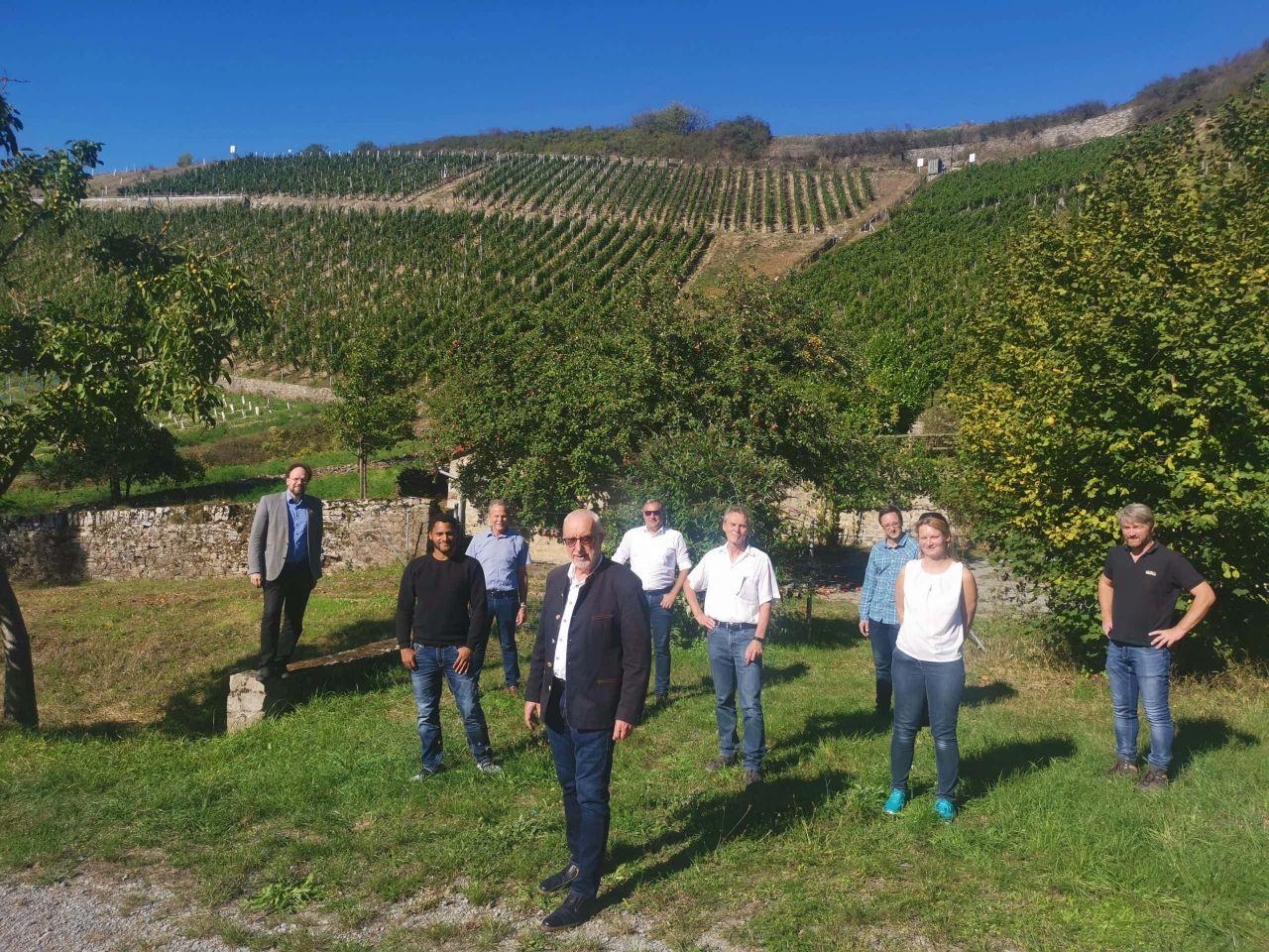 Digitalisierung als Chance für den Weinbau in Unterfranken