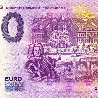 Null Euro Schein Wuerzburg